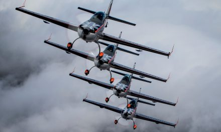 AIRSHOW NEWS: Blades add cutting edge to new Haven Great Yarmouth Air Show