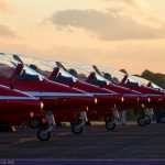 NEWS: Accident at RAF Valley involving Red Arrows aircraft
