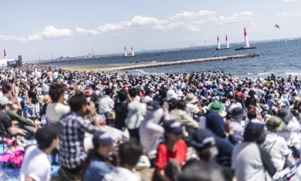 RED BULL AIR RACE: Home race for Muroya as Red Bull Air Race adds Japan to 2018 calendar