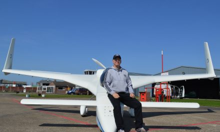 AIRSHOW NEWS: Music man Dan flies at home event and Autogyro joins Great Yarmouth line-up