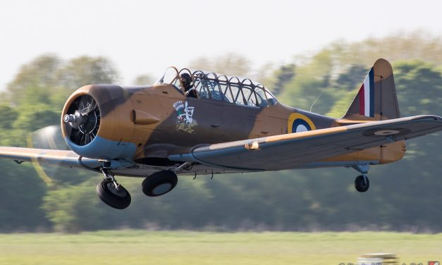 AIRSHOW NEWS: Living History in the air and on the ground at Old Buckenham Airshow