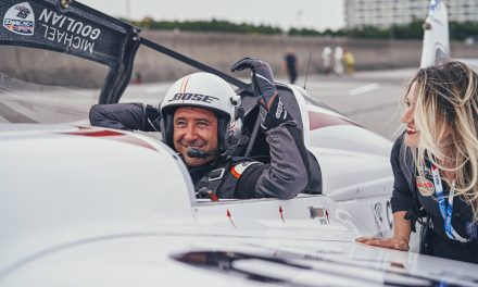 RED BULL AIR RACE: Goulian grabs second consecutive pole in Chiba