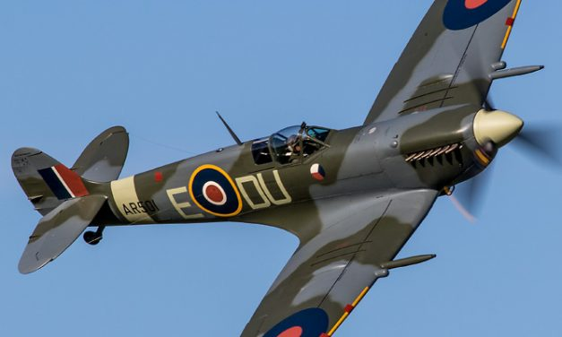 REVIEW: Shuttleworth Collection May Evening Airshow