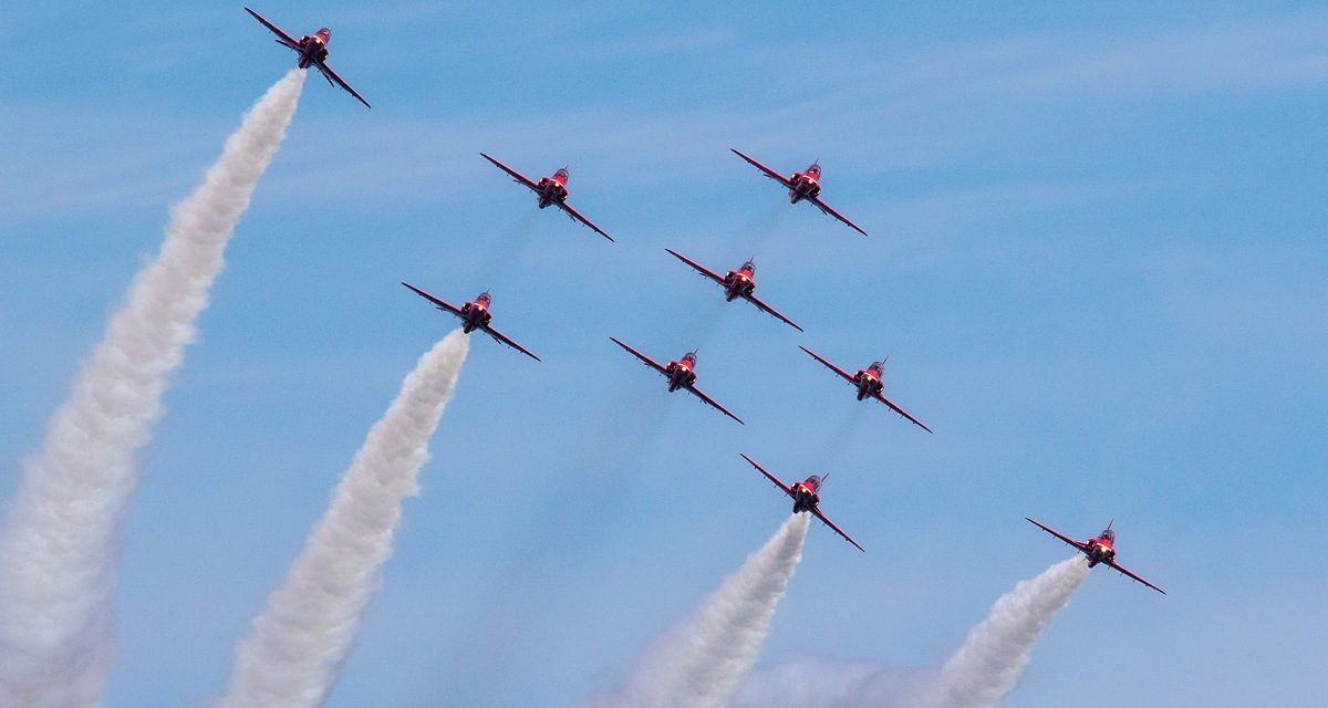 AIRSHOW NEWS: Weston Air Festival returns for 2019
