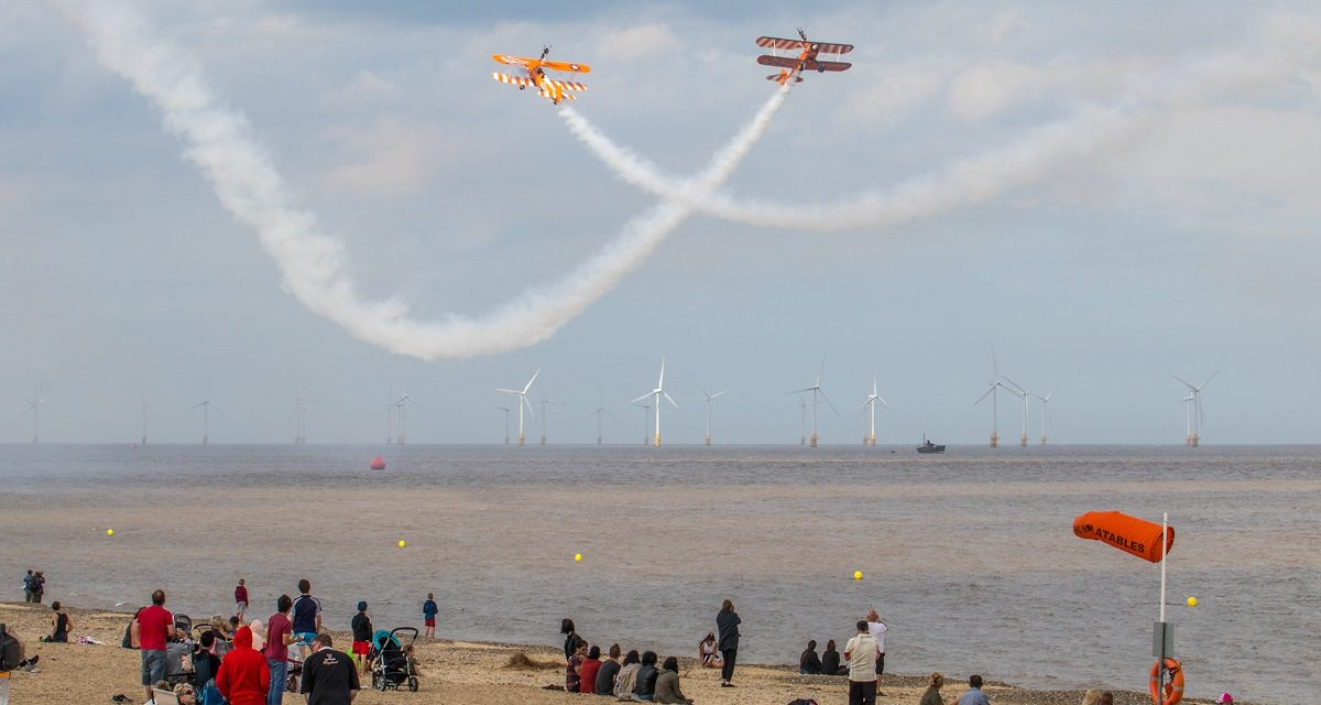 AIRSHOW NEWS: Great Yarmouth plans more flying displays in 2019