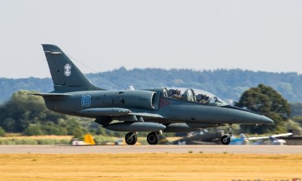 AIRSHOW NEWS: The Royal Navy International Air Day Welcomes Lithuanian Air Force UK Debut