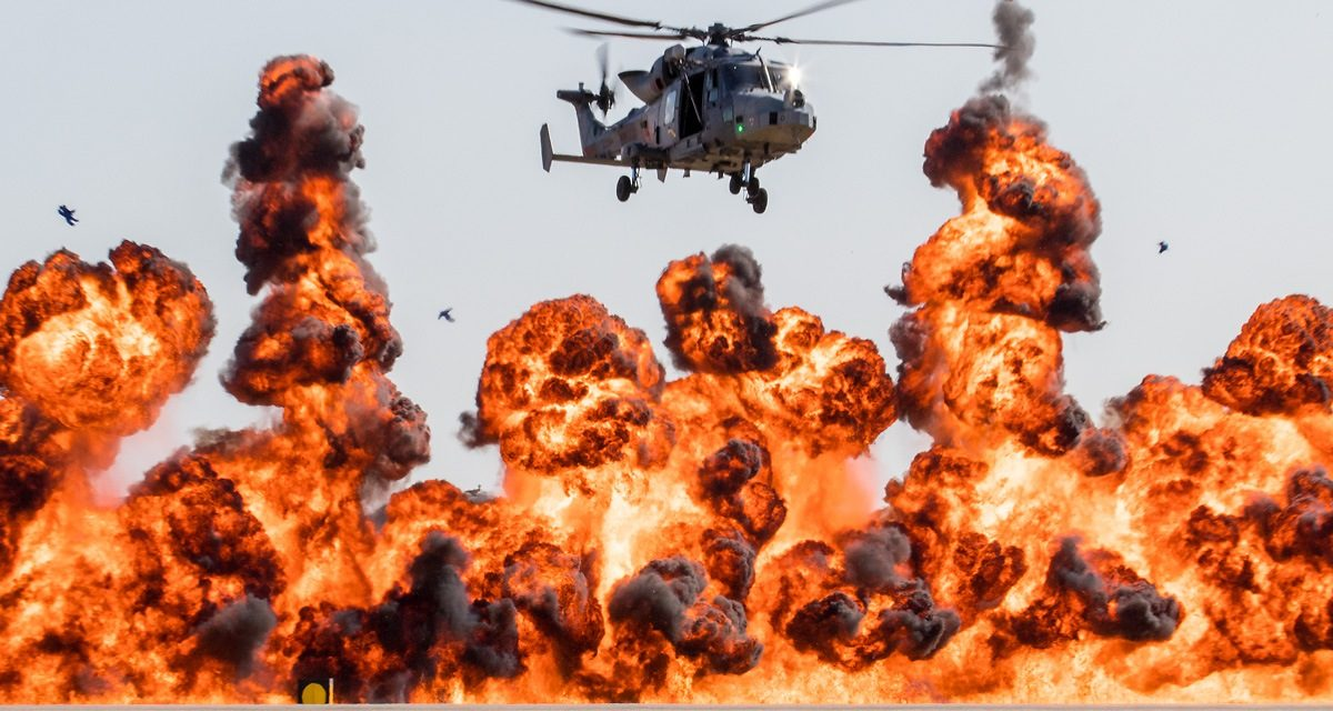 AIRSHOW NEWS: Date Confirmed for the Royal Navy International Air Day at Royal Naval Air Station Yeovilton