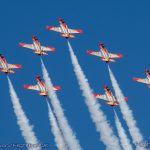 AIRSHOW NEWS: Spanish Air Force Patrulla Aguila Display Dates 2019
