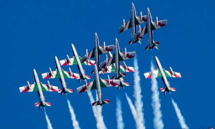 AIRSHOW NEWS: Il Frecce Tricolori Display Dates 2019
