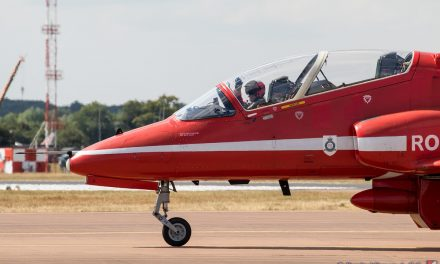 AIRSHOW NEWS: Air Tattoo takes centre stage in Red Arrows TV salute