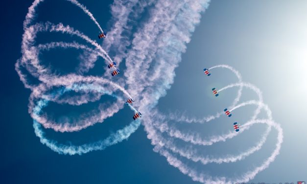 AIRSHOW NEWS: Countdown to 2019 Armed Forces Day National Event begins