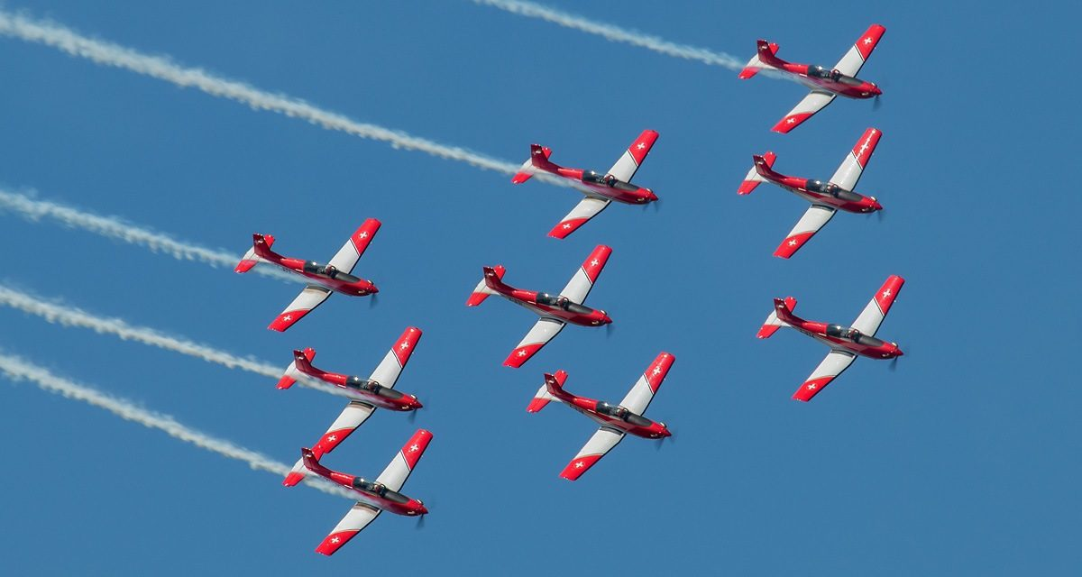 PREVIEW: 31st Sunderland Airshow