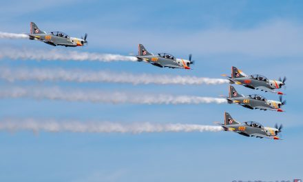 AIRSHOW NEWS: Polish Air Force Team Orlik Display Schedule