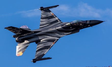 AIRSHOW NEWS: Belgian Air Force F-16 Solo Display Dates 2019