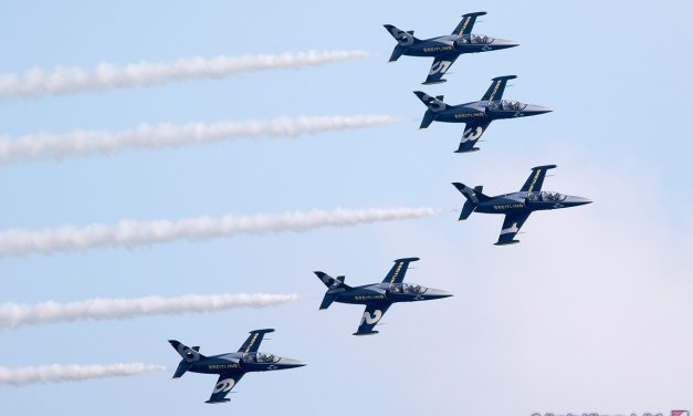 AIRSHOW NEWS: The Brilliant Breitlings Return to the Air Tattoo