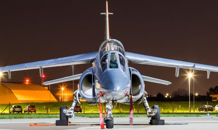 REVIEW: RAF Northolt Nightshoot XXV