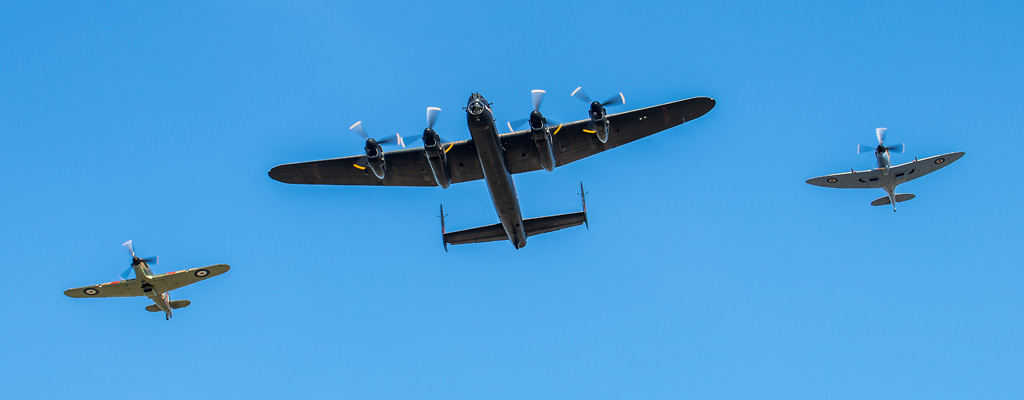 REVIEW: BBMF Members Day, RAF Coningsby