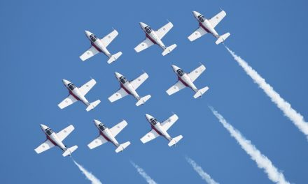 AIRSHOW NEWS: Canadian Forces Snowbirds Display Dates 2019