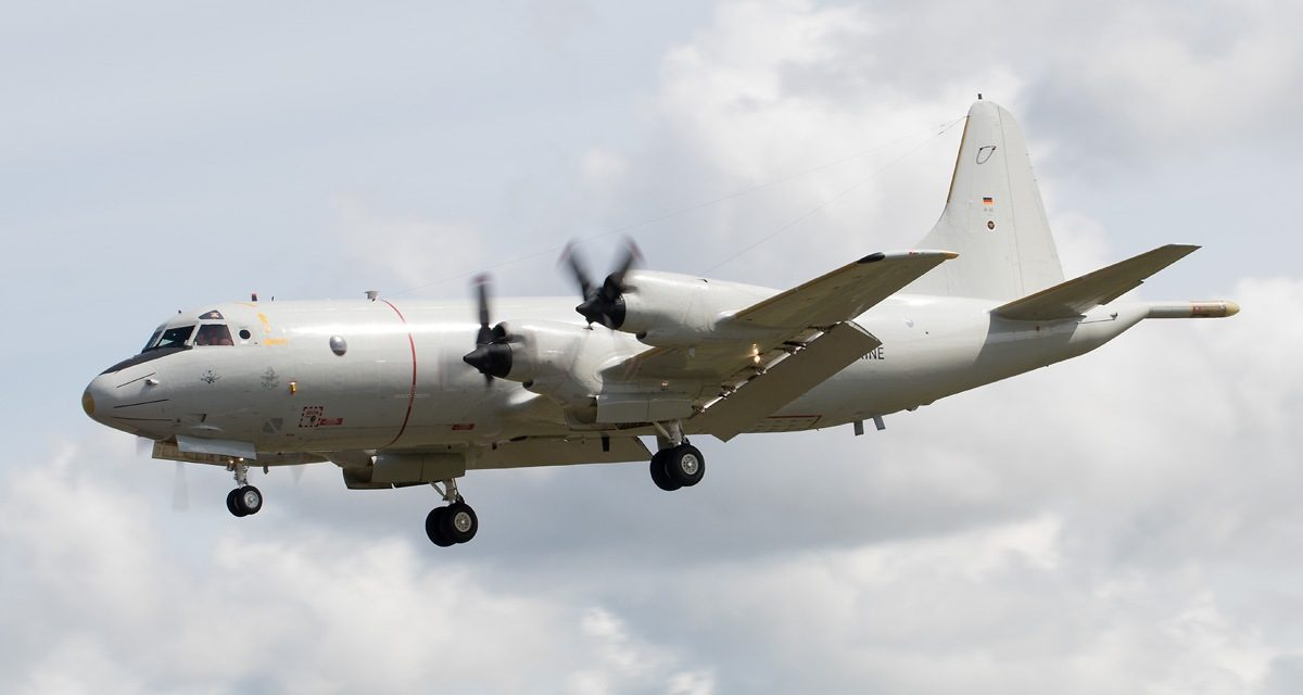 AIRSHOW NEWS: German Navy participation confirmed for RAF Cosford Air Show