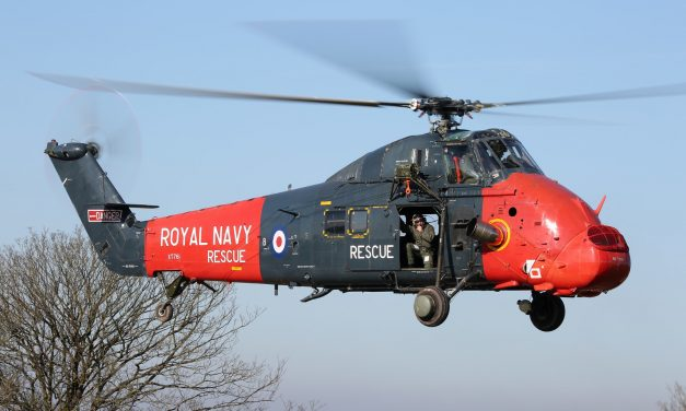 AIRSHOW NEWS: Historic Navy Wessex Debut To Open Air Day