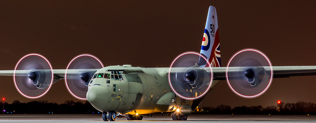 REVIEW: RAF Northolt Nightshoot XXVI