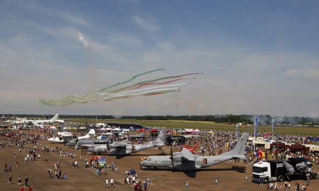 AIRSHOW NEWS: Air Tattoo Visitors Set to be Starstruck