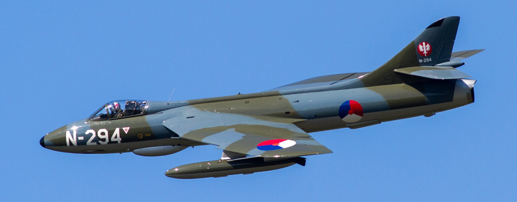 AIRSHOW NEWS: Dutch Hawker Hunter Foundation aircraft will not fly in 2016