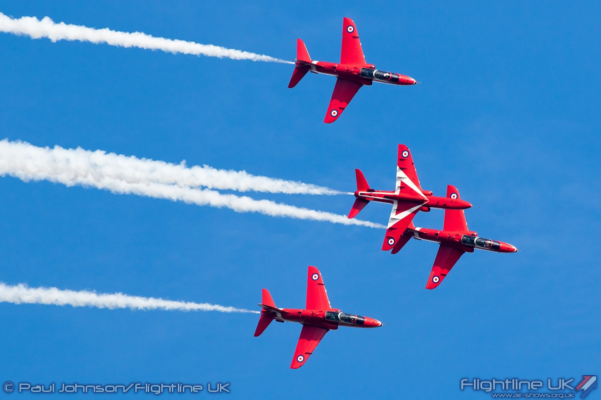 AIRSHOW NEWS: Skylive Airshow clinches Red Arrows and Battle of Britain Memorial Flight