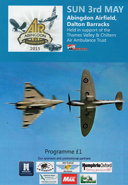Abingdon Air & Country Show 2015