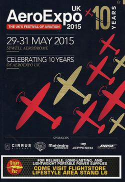 AeroExpo & HeliExpo 2015