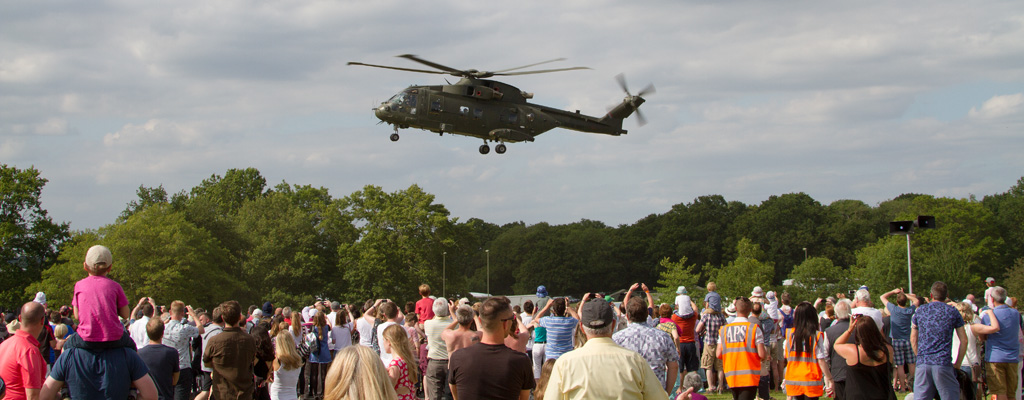 Armed Forces Day National Event, Guildford - Image © Paul Johnson/Flightline UK