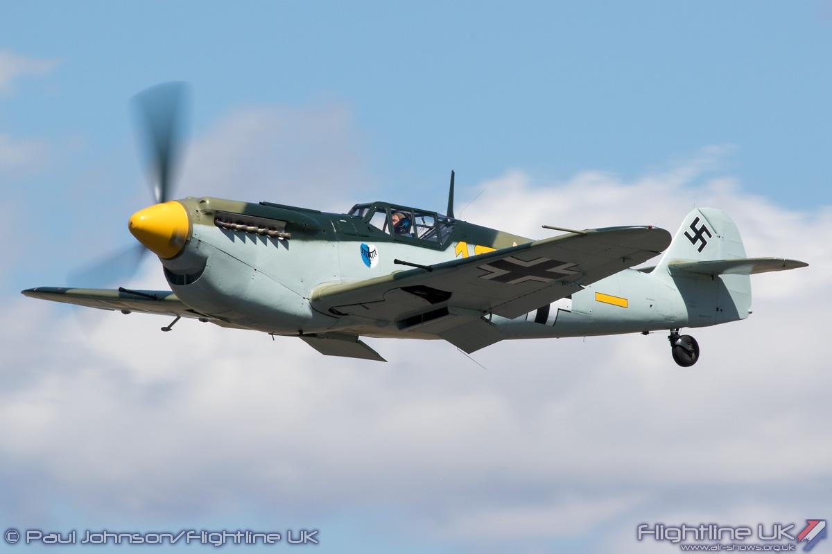 AIRSHOW NEWS: 'Battle of Britain' movie star to fly at Old Buckenham