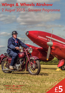 Shuttleworth Wings and Wheels Airshow