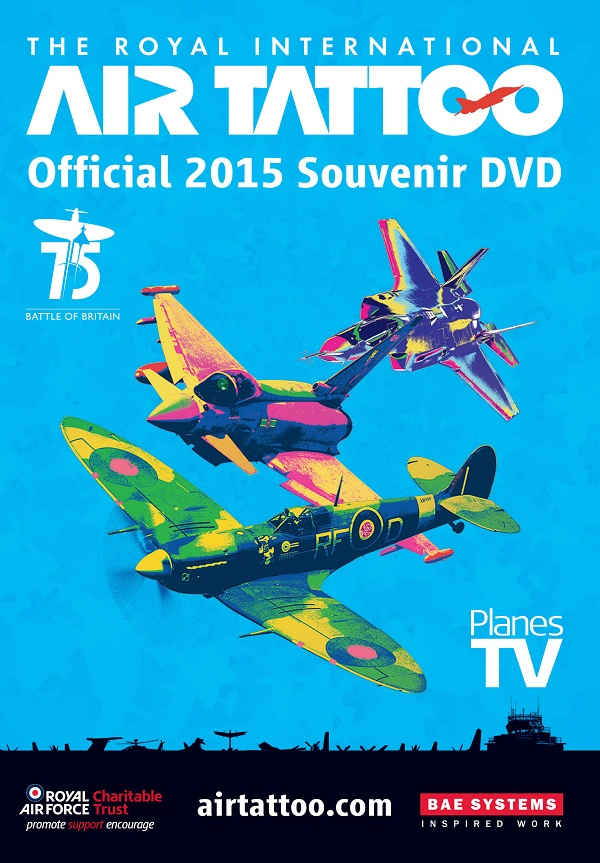 DVD REVIEW: Royal International Air Tattoo 2015