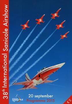 38th International Sanicole Airshow