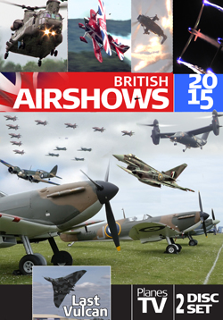 DVD REVIEW: British Airshows 2015