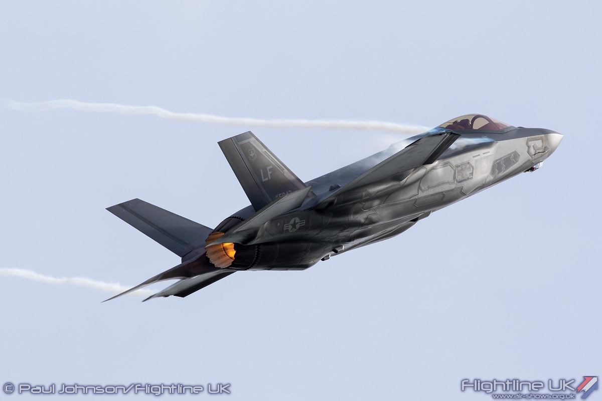 AIRSHOW NEWS: Air Tattoo's USAF Tribute just the ticket!