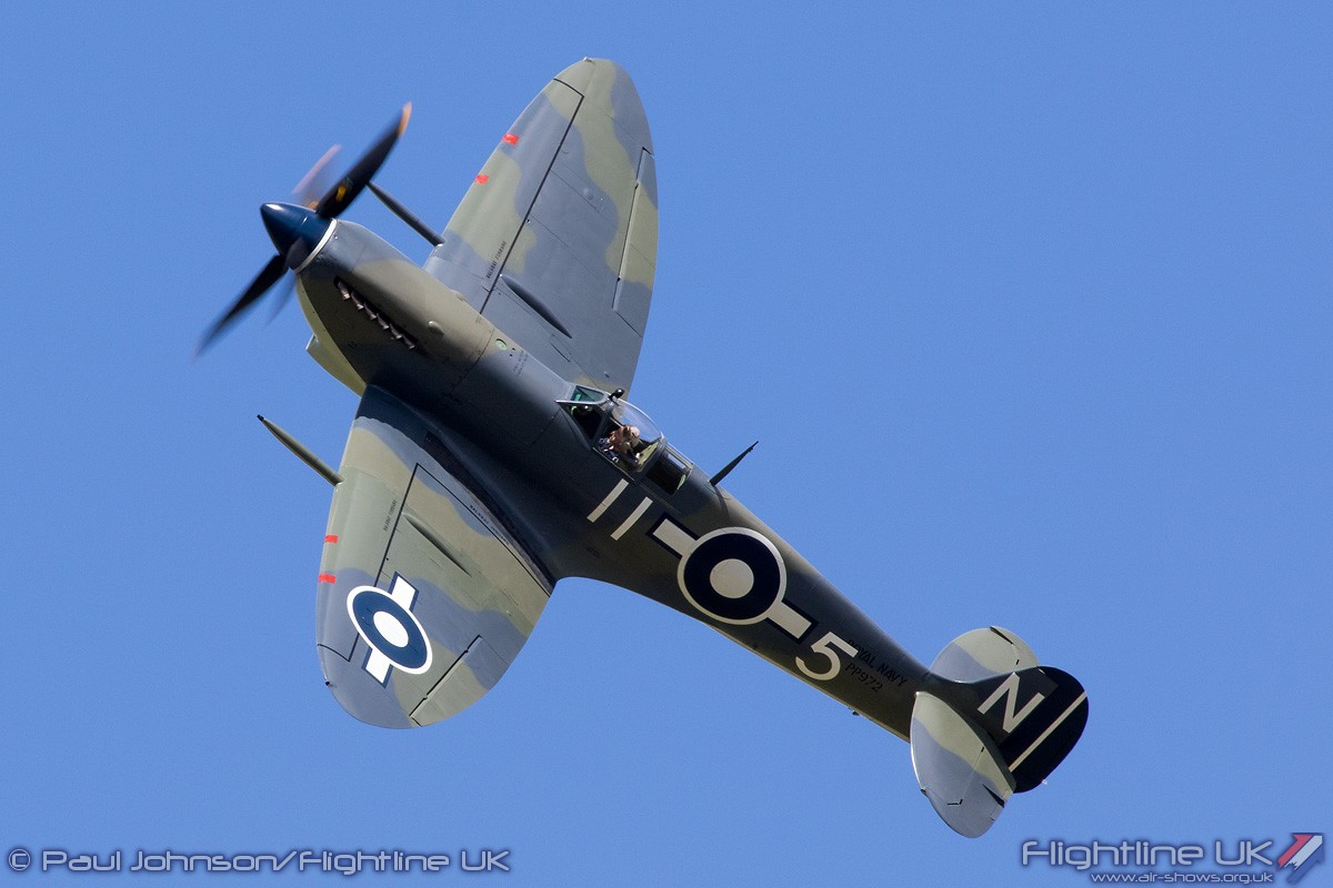 AIRSHOW NEWS: Meet the Fighters at IWM Duxford this September