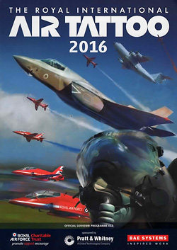 Royal International Air Tattoo 2016, RAF Fairford