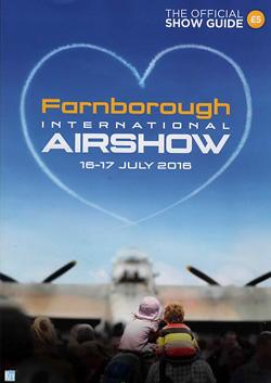 Farnborough International Airshow 2016: The Public Weekend