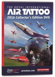 RIAT 2016 DVD