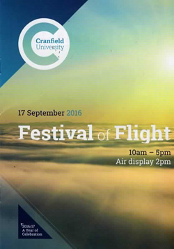 Cranfield Festival of Flight
