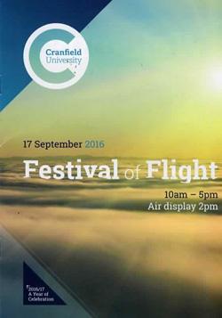 Cranfield Festival of Flight