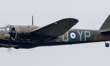 REVIEW: Cranfield Festival of Flight