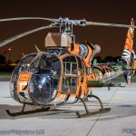 RAF Northolt Nightshoot XXI - Image © Paul Johnson/Flightline UK