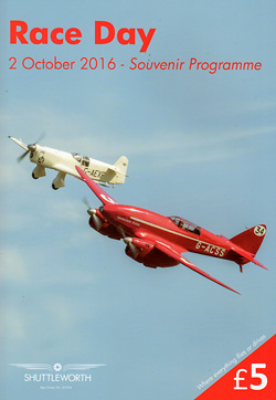 Shuttleworth Race Day and Roaring Twenties Airshow