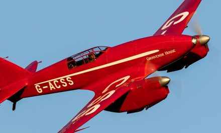 REVIEW: Shuttleworth Race Day and Roaring Twenties Airshow