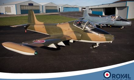 AIRSHOW NEWS: RAF Cosford Air Show Launch