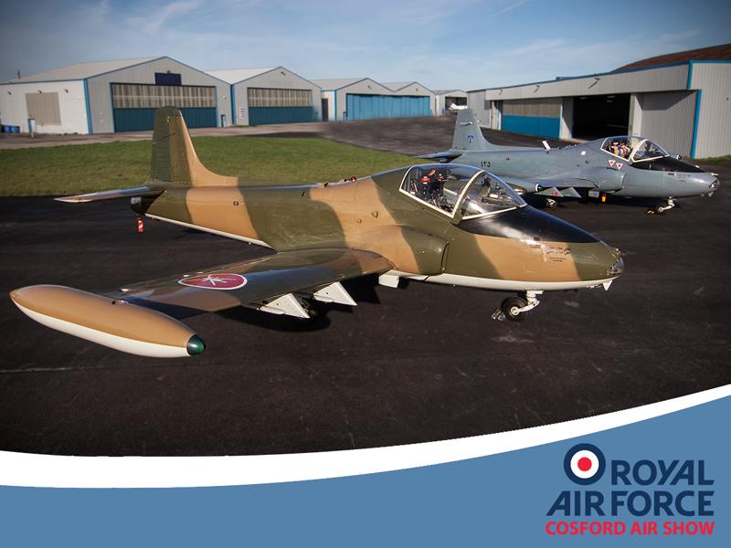 AIRSHOW NEWS: RAF Cosford Air Show Launch