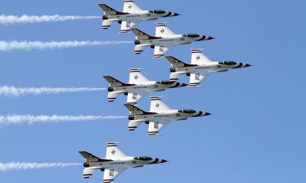 "AIRSHOW NEWS: ""Thunderbirds are GO"" says Air Tattoo"
